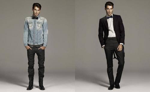 El estilo en la ropa masculina